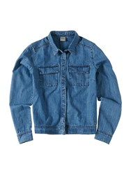 Bench Dweller Shirt Blue