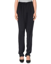 Anne Valerie Hash Trousers Casual Trousers Women Black