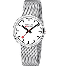 Mondaine A763.30362.11Sbm Watch White