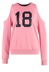 Abercrombie And Fitch Sweatshirt Mauve Glow Rose