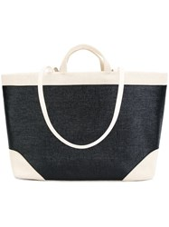 La Perla 'Beach' Bag White