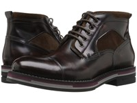 Kenneth Cole Think Tank Brown Men's Lace Up Boots