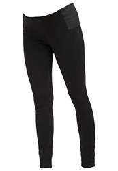 Mama Licious Mlnanna Leggings Black