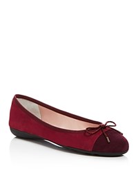 Paul Mayer Bravo Brighton Ballet Flats Rioja Opera Red