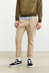 Stussy Pleated Trouser Pant Taupe
