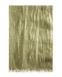 The Men's Store At Bloomingdale's Stonewashed Scarf Olive