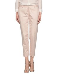 New York Industrie Trousers Casual Trousers Women Sand