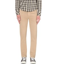 Citizens Of Humanity Mod Slim Fit Tapered Jeans Beige