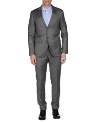 Mario Matteo Mm By Mariomatteo Suits And Jackets Suits Men Grey