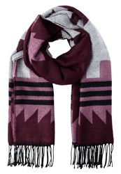Only Onlsheena Scarf Windsor Wine Purple