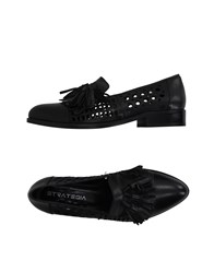 Strategia Footwear Moccasins Women Black