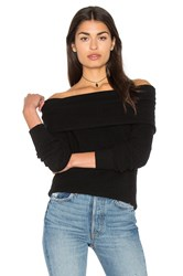 Michael Stars Off The Shoulder Tunic Black