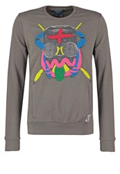 Desigual Sweatshirt Carbon Anthracite