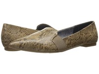 Dr. Scholl's Sincerity Stucco Oppel Snake Women's Shoes Tan