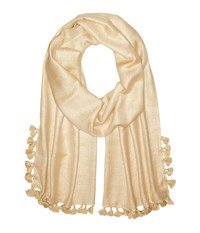 Lilly Pulitzer Lana Scarf Almond Scarves Brown