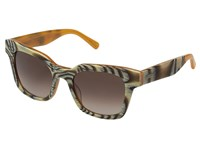 Raen Myer Portola Fashion Sunglasses Brown