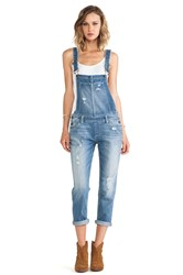 Paige Sierra Overall Blue