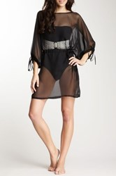 Spanx Sheer Cover Up Black