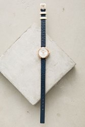 Anthropologie Ship's Bell Watch Navy
