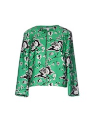 Diane Von Furstenberg Suits And Jackets Blazers Women Green