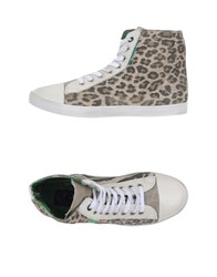 Le Crown Footwear High Tops And Trainers Women Sand