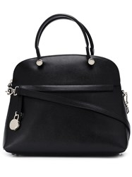 Furla Medium 'Piper' Dome Bag Black