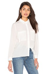 Baandsh Molly Blouse White