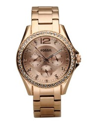 Fossil Wrist Watches Copper