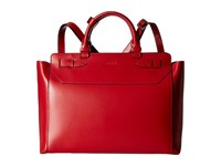 Lodis Audrey Quince Convertible Backpack Red Backpack Bags