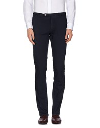 Berwich Trousers Casual Trousers Men Dark Blue