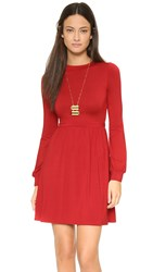 Rachel Pally Satsuki Dress Rosso