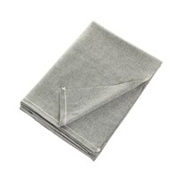 Oyuna Sabra Throw Soft Grey