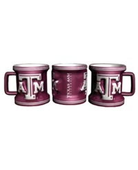 Boelter Brands Texas A And M Aggies 2 Oz. Mini Mug Shot Glass Team Color