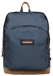 Eastpak Houston Rucksack Double Denim Blue
