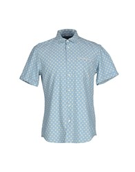 Marc By Marc Jacobs Shirts Shirts Men Sky Blue