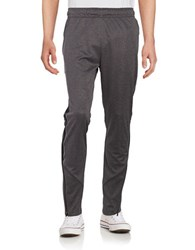 Calvin Klein Zip Cuff Performance Pants Asphalt Heather