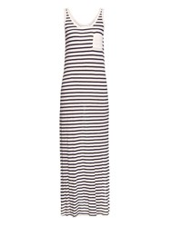 Velvet By Graham And Spencer Debbie Multi Striped Sleeveless Dress