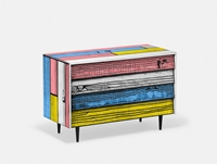 Buy The Established Sons Wrongwoods Chest Of Drawers Online At Nest.Co.Uk