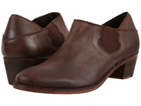 Wolverine Alice Brown Waxy Leather Women's Slip On Shoes