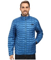 The North Face Thermoball Full Zip Jacket Banff Blue Men's Coat