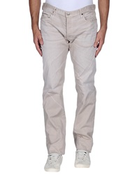 Just Cavalli Casual Pants Beige