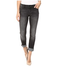 Kut From The Kloth Catherine Five Pocket Boyfriend Jeans In Astonished Astonished Women's Jeans Blue