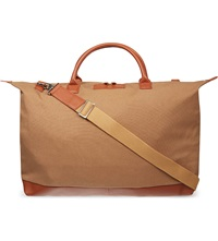 Want Les Essentiels Hartsfield Weekender Tote Beige Cognac