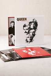 Urban Outfitters Queen Limited Edition Forever Box Set 4Xlp Assorted