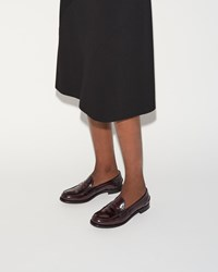 Church's Sally Loafers Burgundy