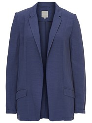 Betty And Co. Unlined Summer Jacket Crown Blue