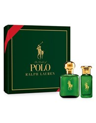 Ralph Lauren Polo Two Piece Holiday Gift Set 70.00 Value No Color