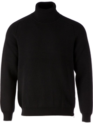 Jupiter Turtleneck Sweater Black