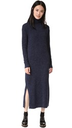 Designers Remix Alta Knit Dress Heathered Navy