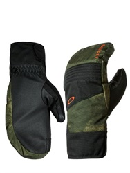 Oakley Roundhouse Thinsulate Snow Mittens